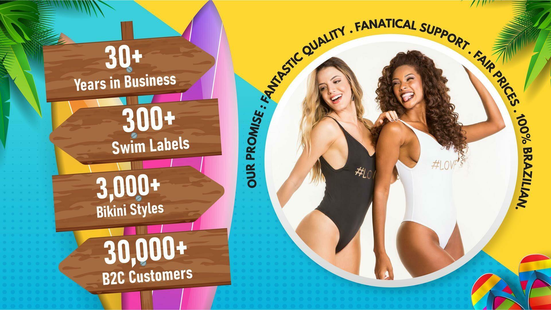 Brazilian Bikinis Mar Egeu - Home, Swimwear service quality experience